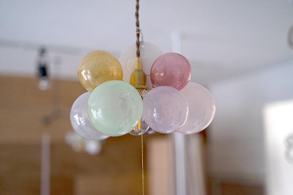 しゃぼんランプ オカベマキコ