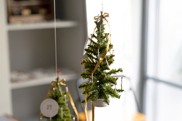 オカベマキコ クリスマスツリー